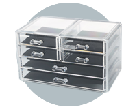 Baytex Make-up Organizers